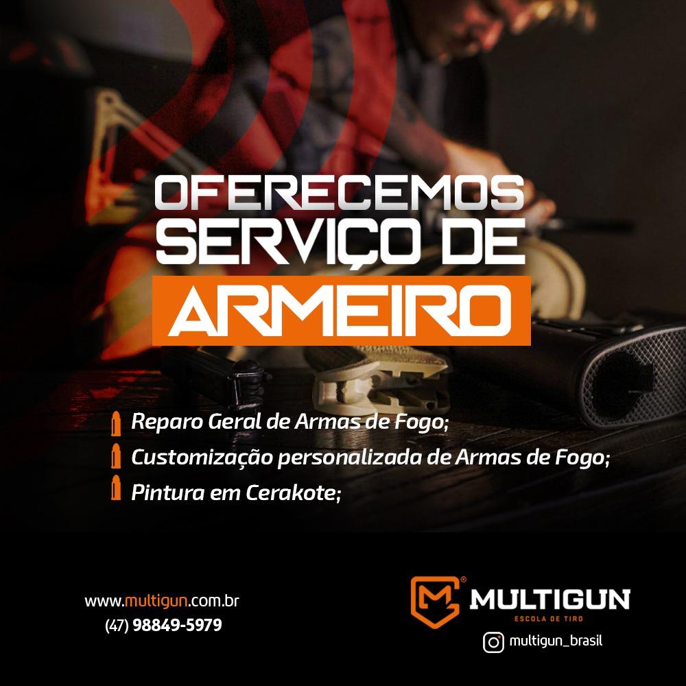 SERVIÇOS DE ARMERIA